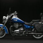 Triumph Thunderbird LT side official image
