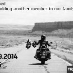 Triumph bike launch India invitation