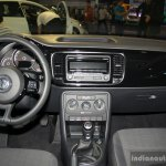 VW Beetle interior at the 2014 Philippines International Motor Show