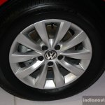 VW Beetle wheel at the 2014 Philippines International Motor Show