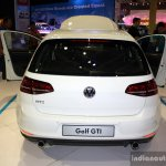 VW Golf GTI rear at the 2014 Philippines International Motor Show