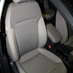 VW Jetta Sport Edition dual-tone seat at the 2014 Philippines International Motor Show
