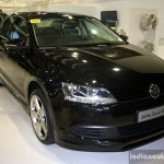 VW Jetta Sport Edition front three quarter at the 2014 Philippines International Motor Show