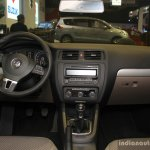 VW Jetta Sport Edition interior at the 2014 Philippines International Motor Show