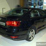VW Jetta Sport Edition rear right three quarter at the 2014 Philippines International Motor Show