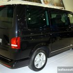 VW Multivan rear three quarter at the 2014 Philippines Motor Show