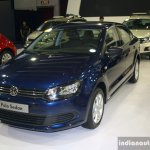 VW Polo Sedan at the Philippines Motor Show 2014