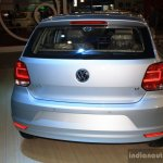 VW Polo facelift rear at the NADA Auto Show Nepal