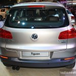 VW Tiguan rear at the 2014 Nepal Auto Show