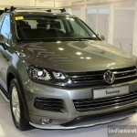 VW Touareg at the Philippines Motor Show 2014