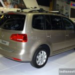 VW Touran at the Philippines Motor Show 2014
