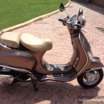 Vespa Elegante brown profile