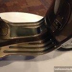 Vespa Elegante footboard