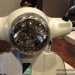 Vespa Elegante headlamp