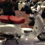 Vespa Elegante white side