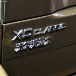 Volvo XC Classic China launch badge