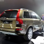 Volvo XC Classic China launch rear