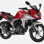 Yamaha Fazer FI v2.0- Red Dawn