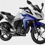 Yamaha Fazer FI v2.0- White Cloud