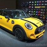 2014 Mini Cooper at the 2014 Paris Motor Show
