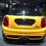 2014 Mini Cooper rear at the 2014 Paris Motor Show