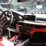 2015 BMW X5 M dashboard at the 2014 Los Angeles Auto Show