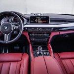 2015 BMW X5 M interior