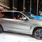 2015 BMW X5 M side at the 2014 Los Angeles Auto Show