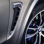 2015 BMW X5 M side gills