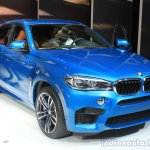 2015 BMW X6 M front three quarters at the 2014 Los Angeles Auto Show