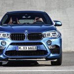 2015 BMW X6 M front