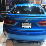2015 BMW X6 M rear at the 2014 Los Angeles Auto Show
