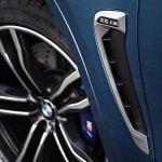 2015 BMW X6 M side gills