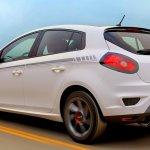 2015 Fiat Bravo rear three quarters