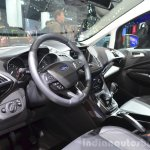 2015 Ford C-Max facelift interior at the 2014 Paris Motor Show