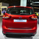 2015 Ford C-Max facelift rear at the 2014 Paris Motor Show
