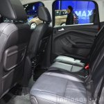 2015 Ford C-Max facelift rear seat at the 2014 Paris Motor Show