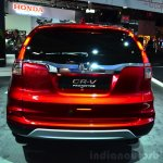2015 Honda CR-V rear at the Paris Motor Show 2014