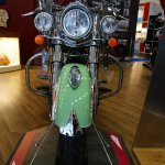 2015 Indian Chief Vintage front at the INTERMOT 2014