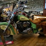 2015 Indian Chief Vintage side at the INTERMOT 2014