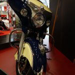 2015 Indian Chieftain front at INTERMOT 2014
