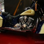 2015 Indian Chieftain side at INTERMOT 2014