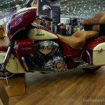 2015 Indian Roadmaster front three quarters 2:2 at INTERMOT 2014