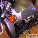 2015 Indian Scout in India tank
