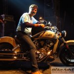 2015 Indian Scout in India with Mr. Pankaj Dhubey