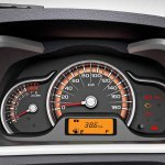 2015 Maruti Alto K10 cluster press shot