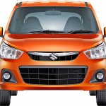 2015 Maruti Alto K10 front press shot