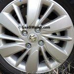 2015 Maruti Swift facelift ZDi alloy wheels