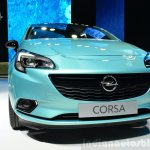 2015 Opel Corsa 5-door at the Paris Motor Show 2014