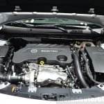2015 Opel Insignia 2.0-litre CDTI engine at the 2014 Paris Motor Show